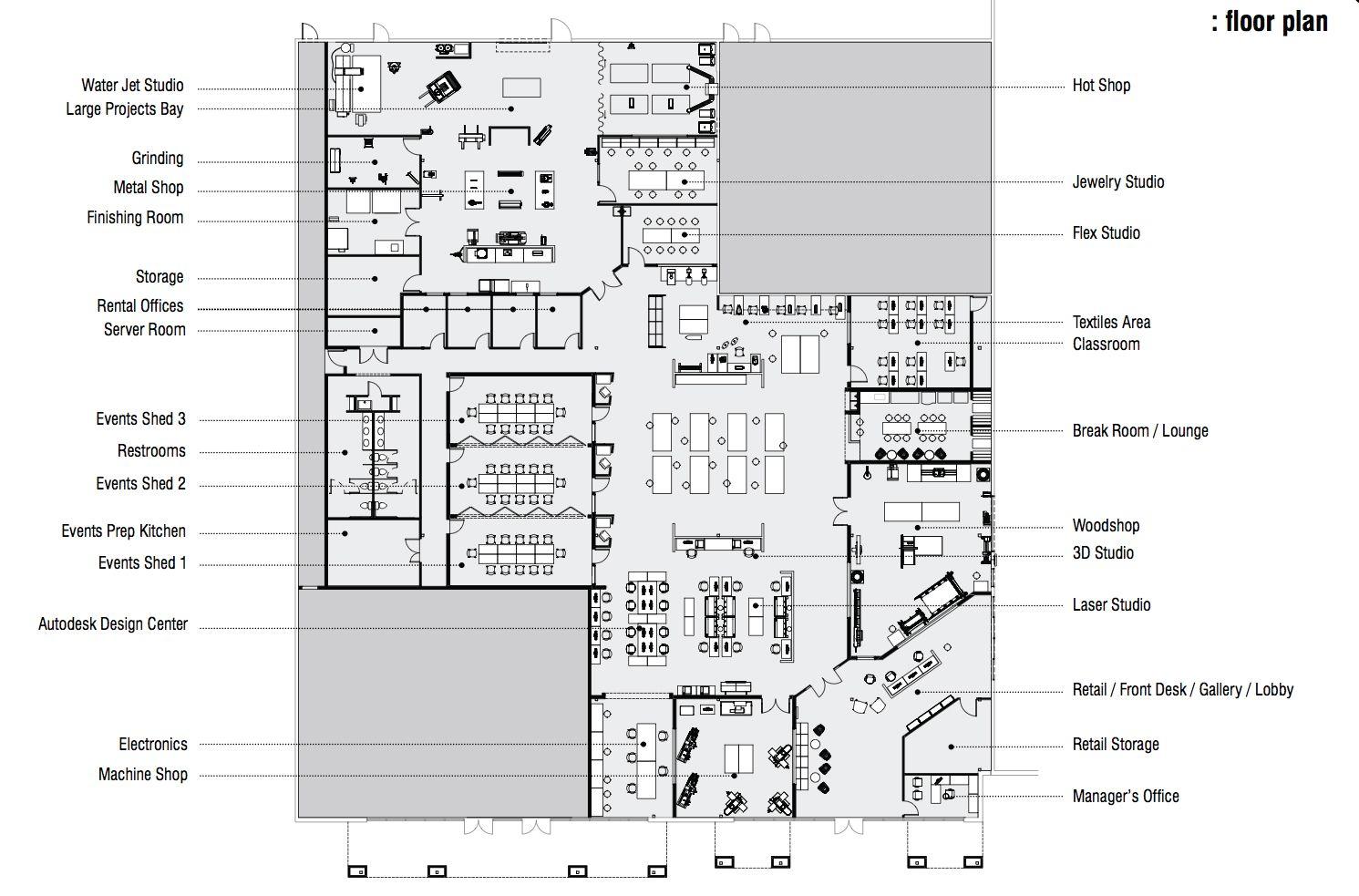 TS_Austin_FloorPlan.jpg (1491×983) | workshop | Pinterest
