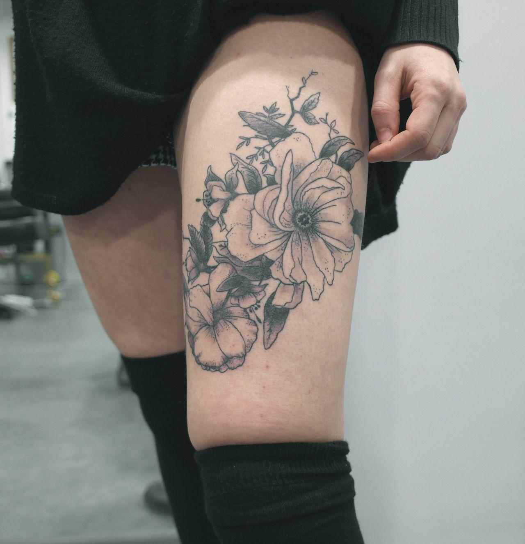 tatouage motifs ail s
