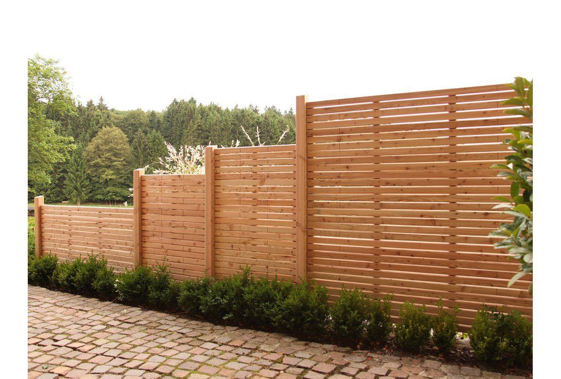 Sichtschutzzaun Element Rhombus Larche Natur 90 Cm X 120 Cm Kaufen Bei Obi Rhombus Larche Sichtschutzzaun Vorgarten