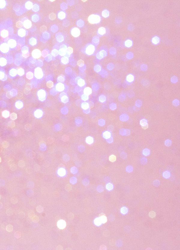 Light Pink Sparkle Plano de fundo de glitter, Papel de