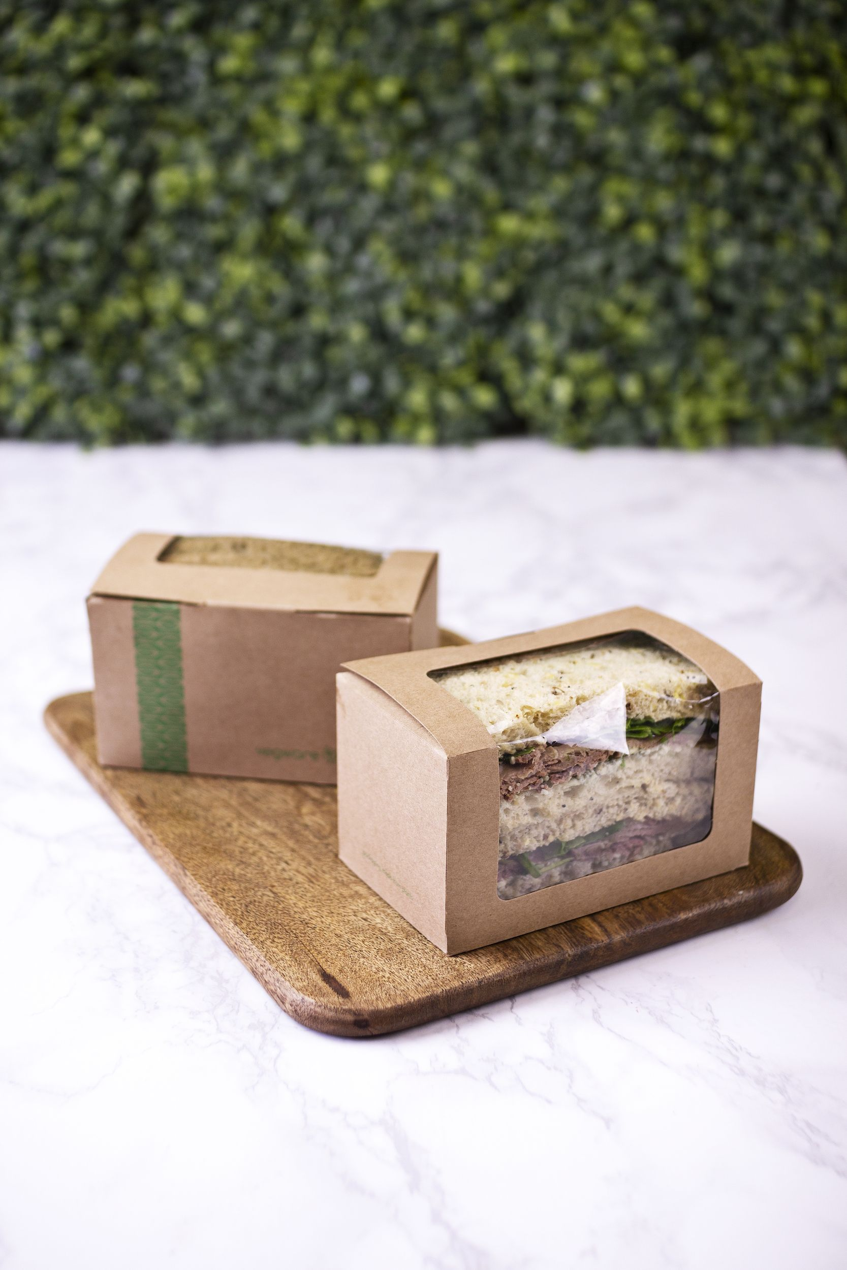 Certified 100 compostable made from plants not plastic