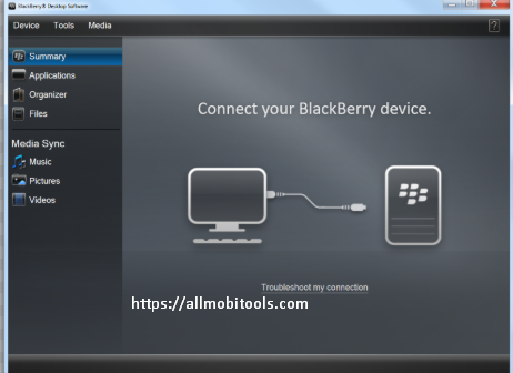 Blackberry desktop manager for mac 10.5.8 download