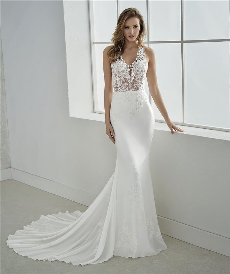 Filipinas Two Piece Wedding Dress Wedding Dresses Boho Wedding Dress