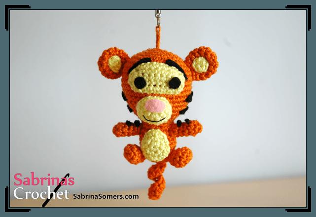 Free Tigger Amigurumi Pattern : Crochet pattern tigger tigger amigurumi patterns and free crochet
