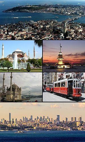 Estambul, ciudad mágica
