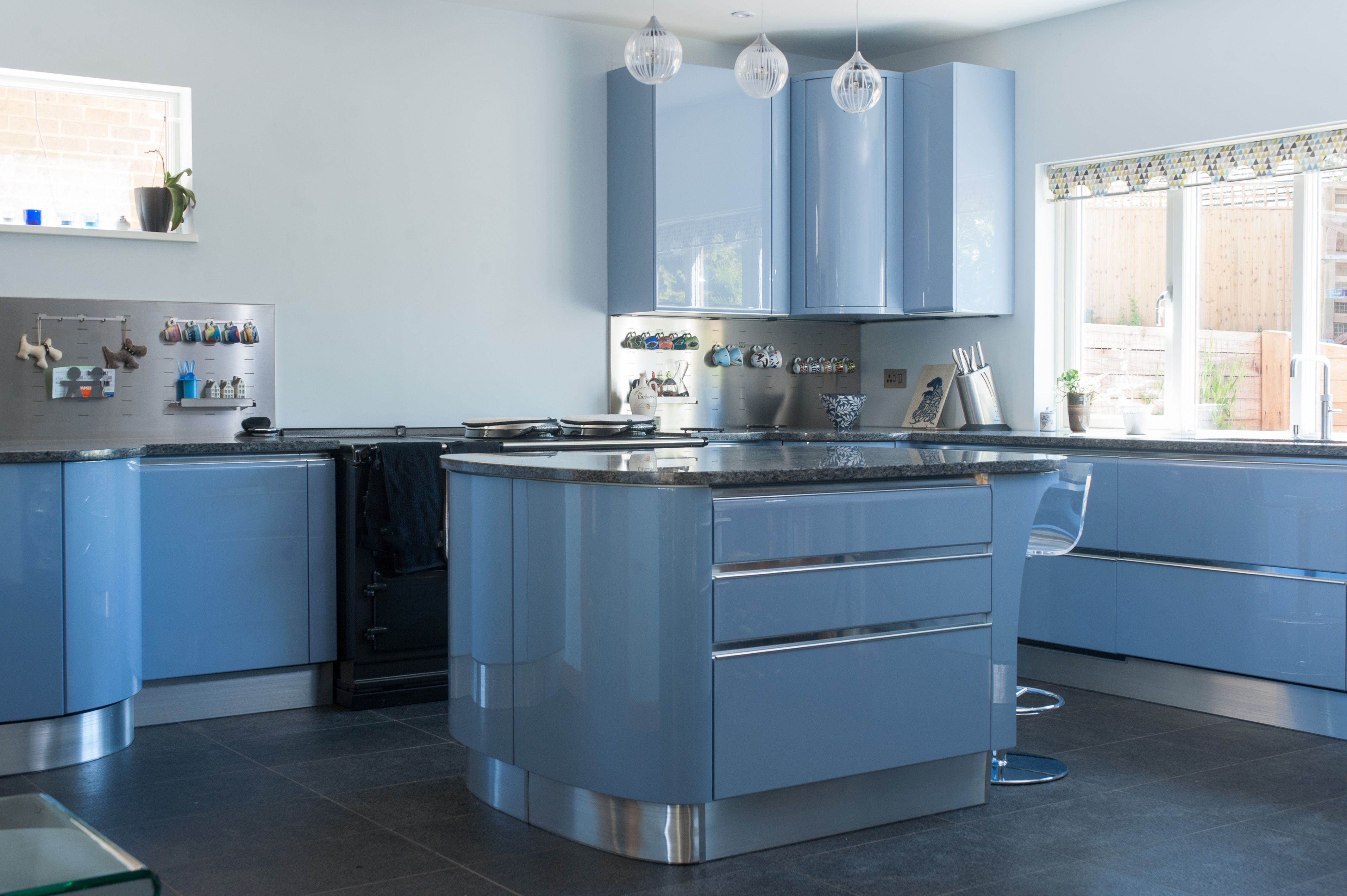 TESS Kitchen by Scavolini, purchased from Stoneworld Kitchens in ...