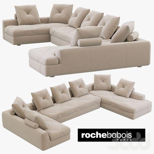 Divano Vintage Roche Bobois.Roche Bobois Preface Modular Sofa Stuff To Buy In 2019 Modular