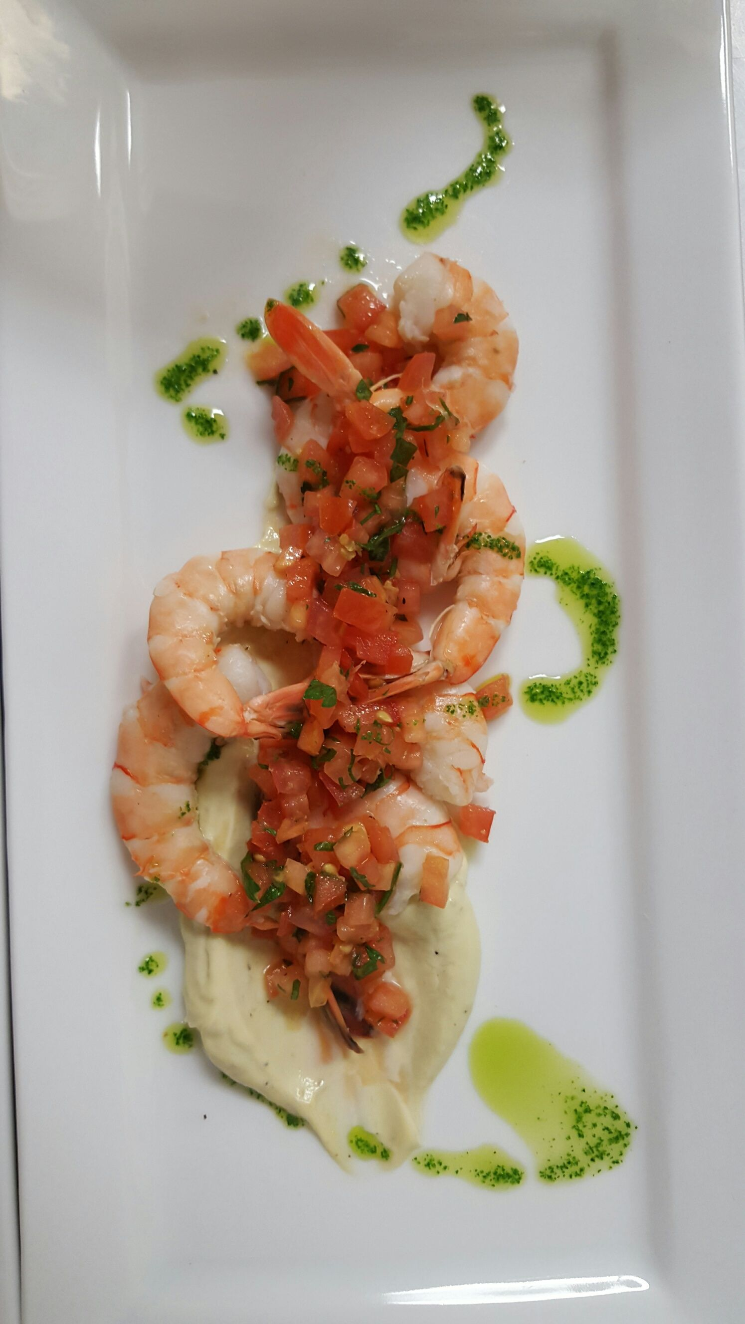 Our Poached Shrimp with Avocado Aoili is the perfect appetizer to start your evening! Available at Black Sheep in Rochester, NY. www.rocblacksheep.com