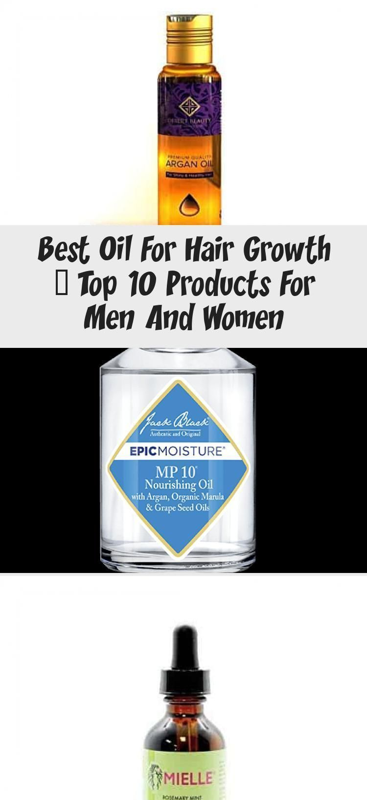 Best Oil For Hair Growth – Top 10 Products For Men And Women -  Best Oil For H...#growth #hair #men #oil #products #top #women #fasterhairgrowth
