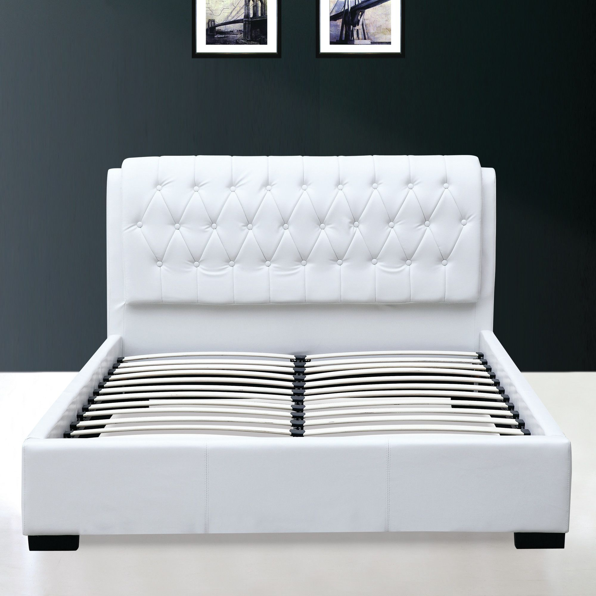 Bianca Queen Panel Bed | Pinterest
