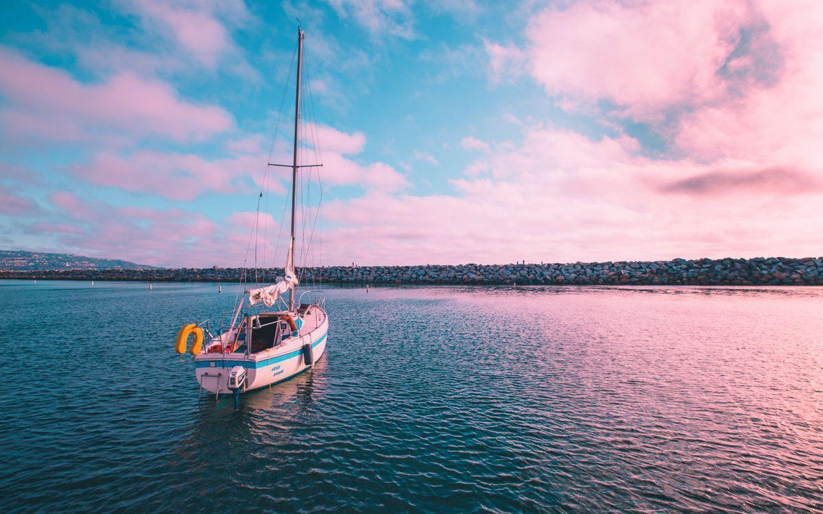 New Free Photos California Boat Sea Coast Coastline Sailboat In 2021 Sunset Colors Boat Beautiful Landscapes Wallpaper sunset sea boat sky coast