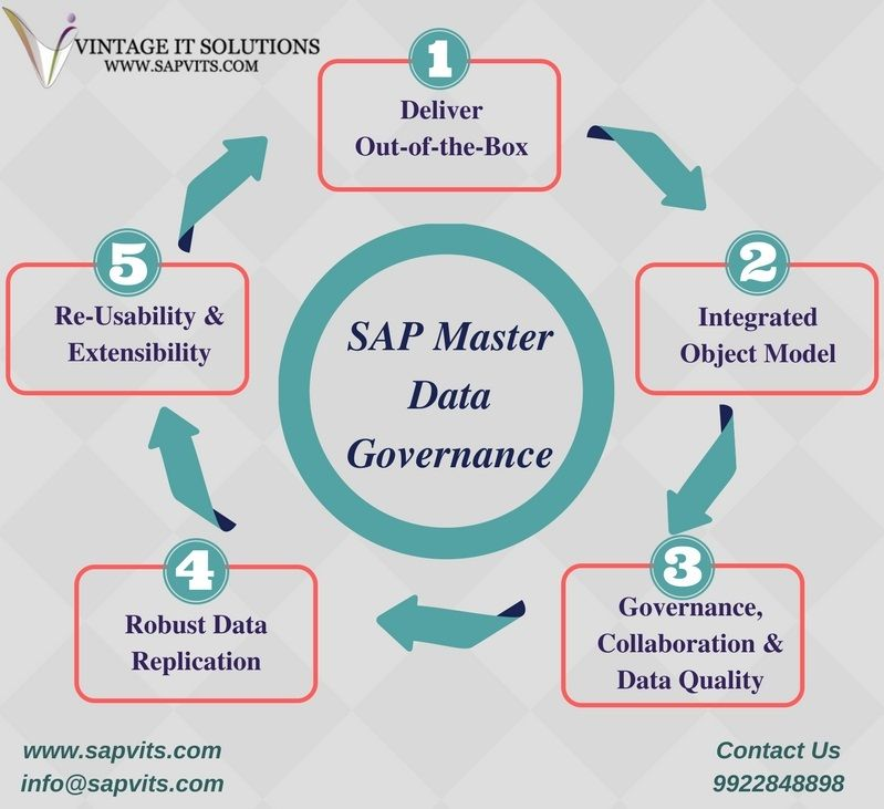 SAP Master Data Governance | SAPVITS | Online training