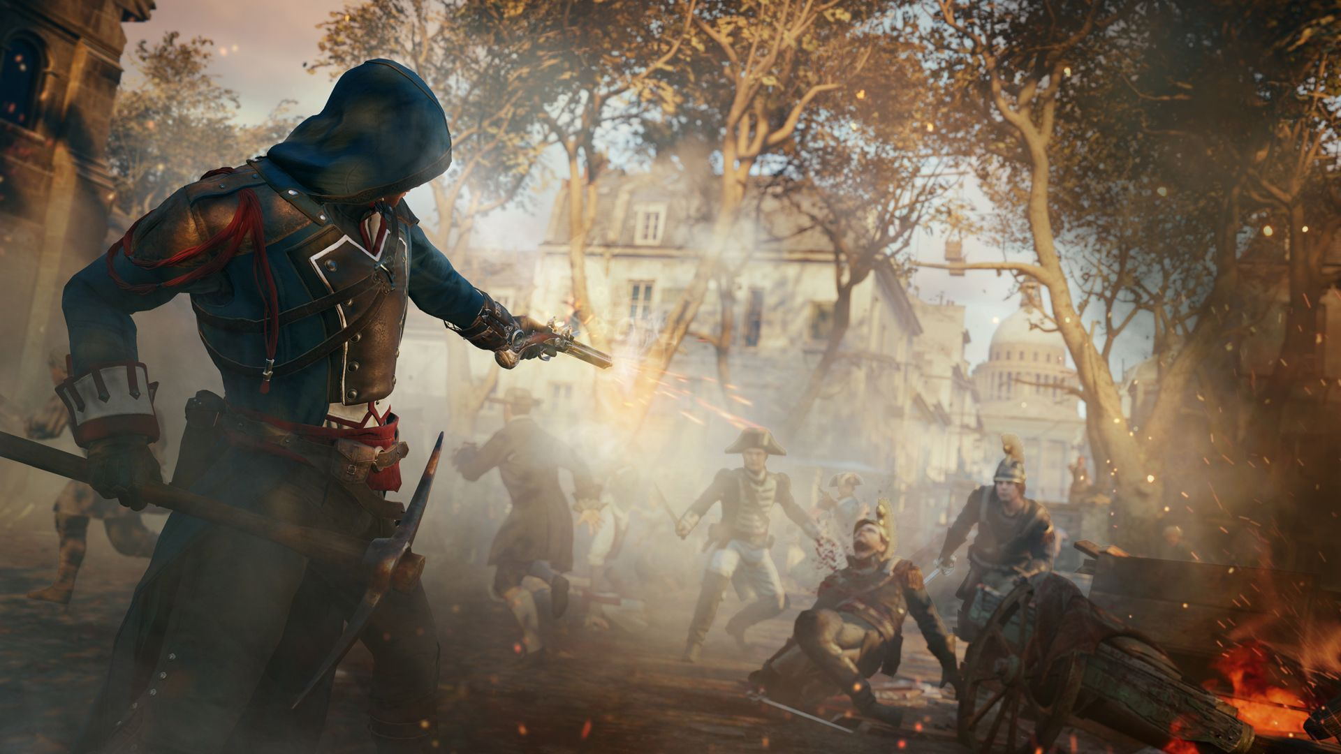 Ac Unity With Images Assassins Creed Assassin S Creed