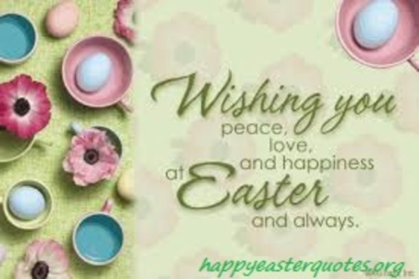 100 happy easter quotes and sayings happy easter quotes and easter day 2015 greetings wishes m4hsunfo
