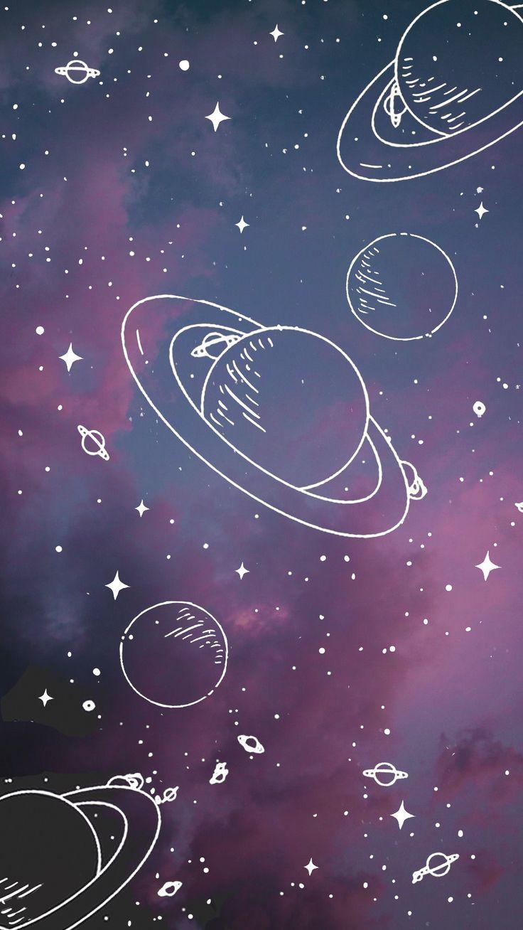 Iphone Wallpaper Wallpaper Passagem Espacial Von Gocase Mypin Galaxy Wallpaper Wallpaper Yang Indah Wallpaper Cantik