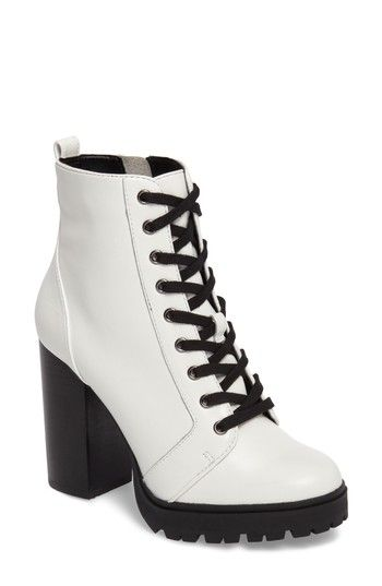 75aef29f83c STEVE MADDEN LAURIE PLATFORM BOOTIE.  stevemadden  shoes