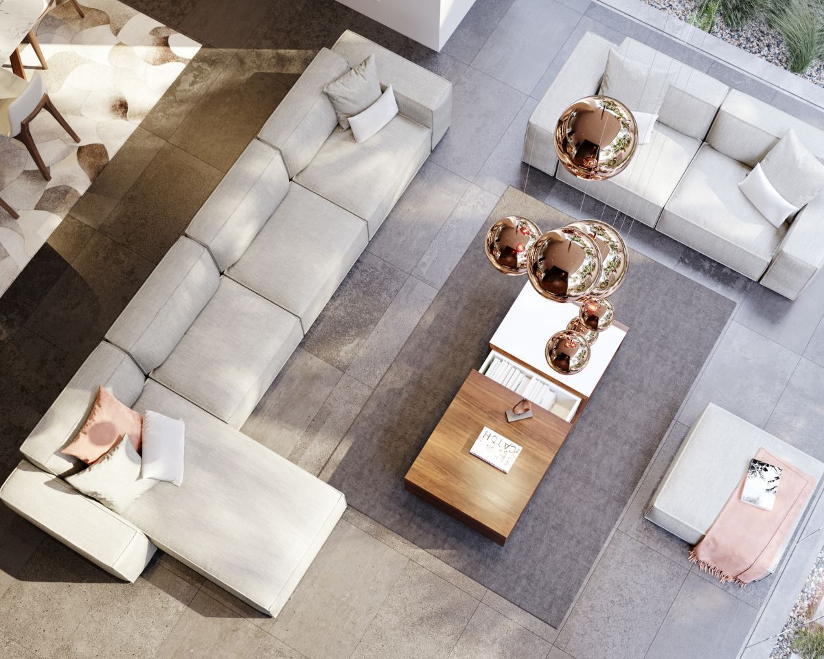Porter Sectional In 2020 Large Living Room Layout Living Room Sofa Design Livingroom Layout [ 960 x 1200 Pixel ]