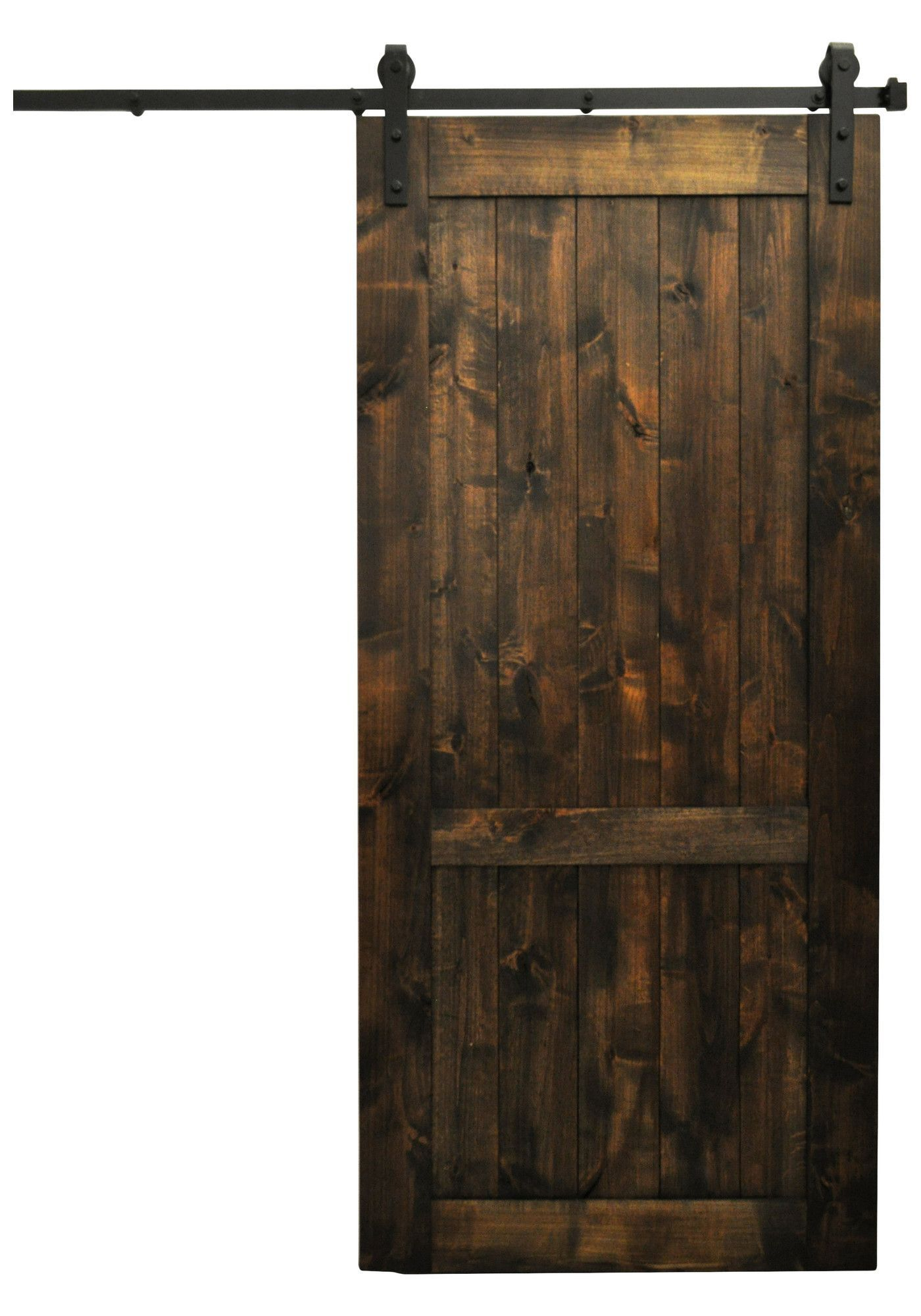 Country Vintage Barn Door Without Hardware New House Pinterest