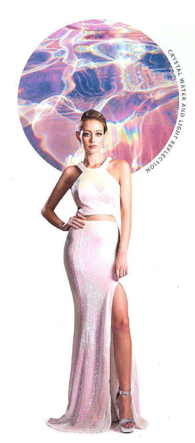 Prom dresses evening dresses by cinderellaucbrueaddcrucbrueiridescent
