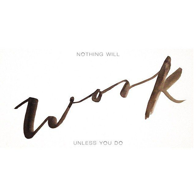 So work till it works! (📷: @beaublackdesignboutique)