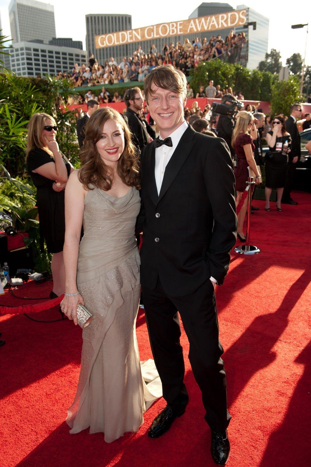 Kelly MacDonald & Dougie Payne - married since '03 :-)