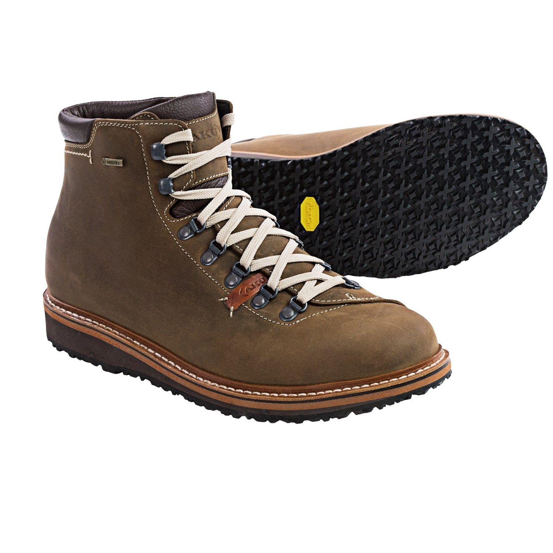 AKU Feda - Zapatillas casual para hombre - FG, GTX marrón Talla 44 2015