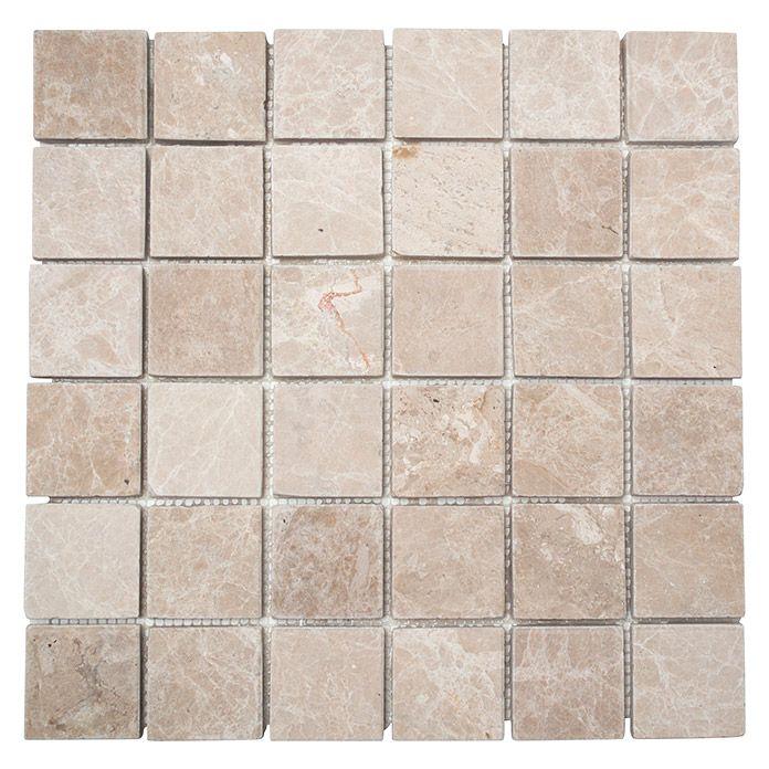 Küchenrückwand Bauhaus bauhaus 8 8 mosaikfliese quadrat xnt 46604 30 5 x 30 5 cm beige
