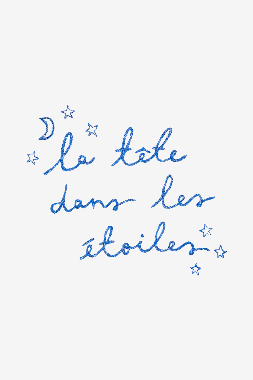 La Tete Dans Les Etoiles : etoiles, Tête, étoiles, Motif, Broderie, Intermédiaire, Embroidery, Patterns, Free,, Patterns,