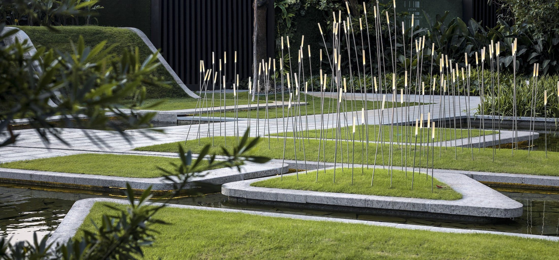 保利天寰花园 澳大利亚iapa设计顾问有限公司 Landscape