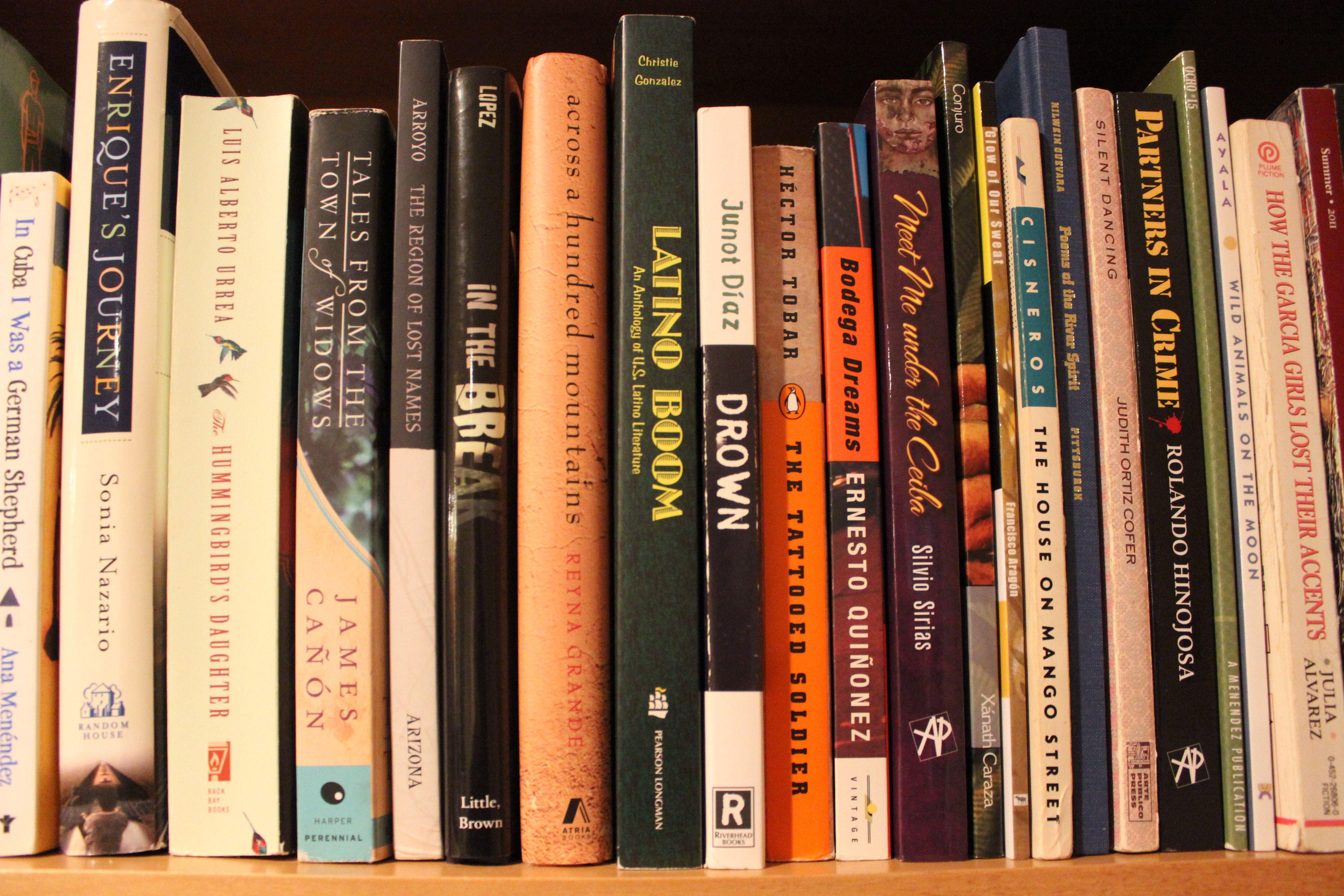 Latino Stories: Latino Literature, Latino Film, Latino Authors, and