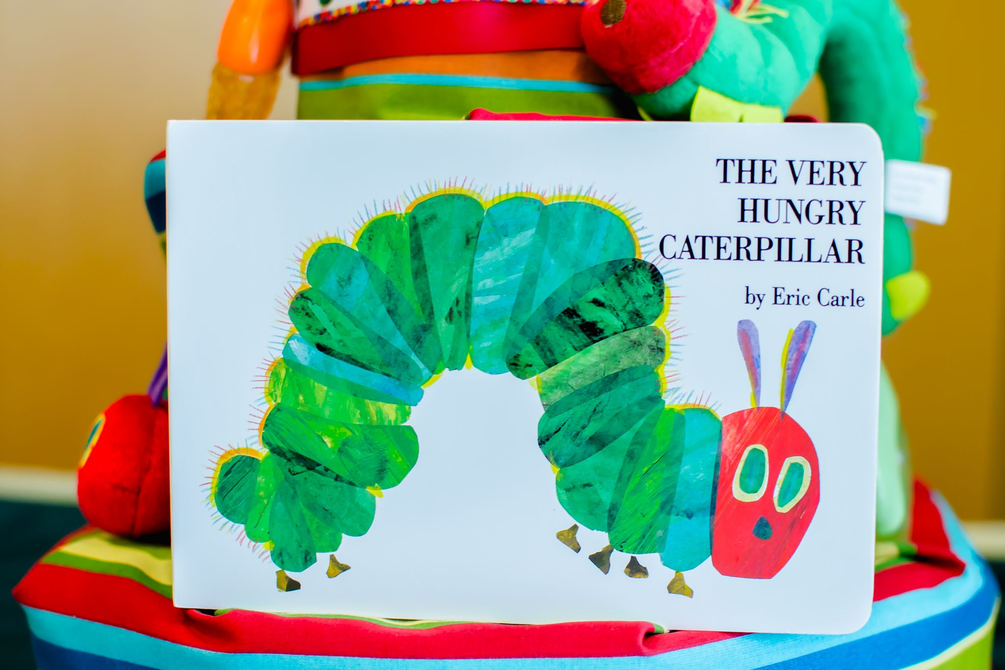 The Very Hungry Caterpillar Baby Shower Theme