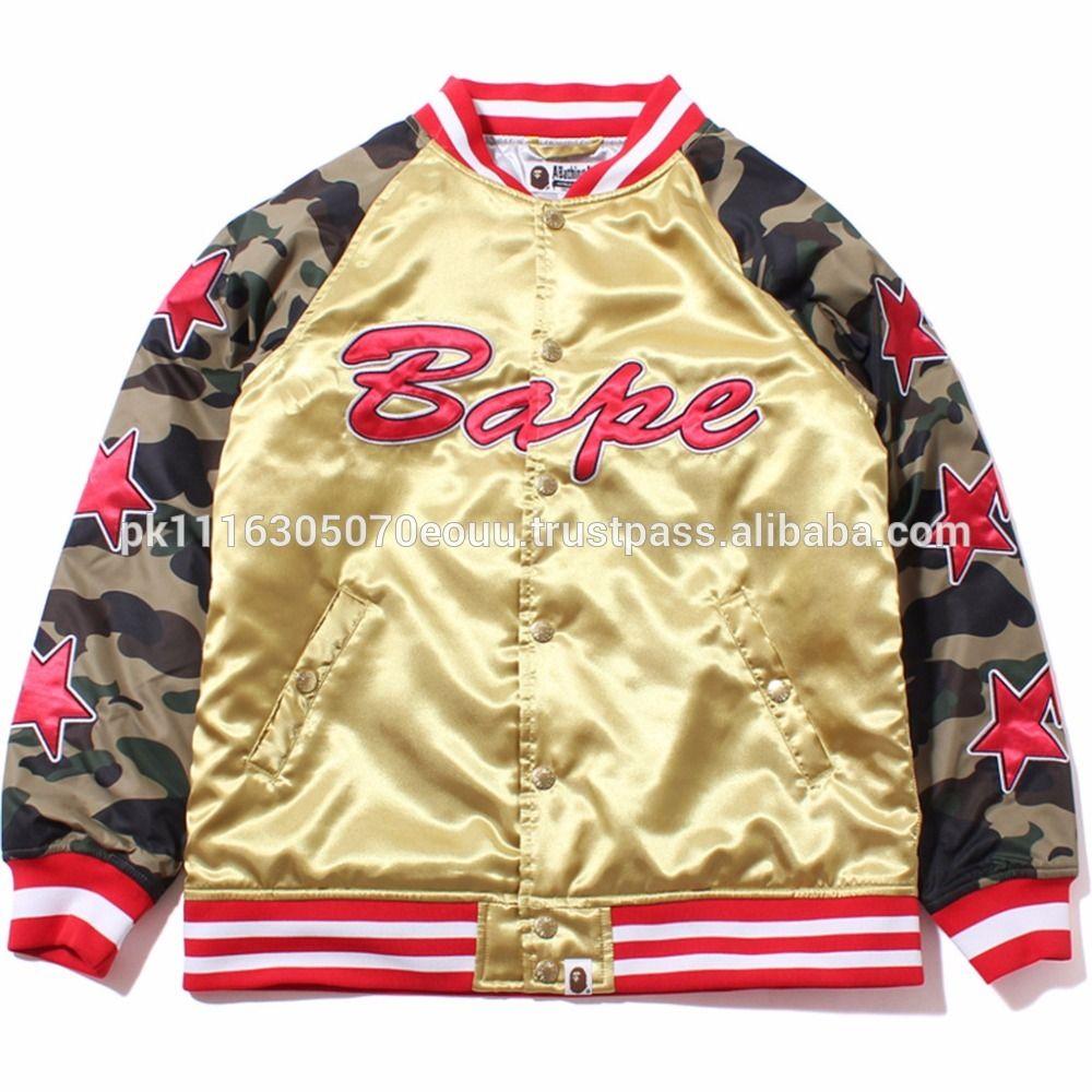 Men Drive Bomber Satin Varsity Jacket Custom Man Drive Baseball Jacket Custom Made Drive Letterman Bomber Fi Jackets Custom Varsity Jackets Camoflauge Jacket [ 1000 x 1000 Pixel ]
