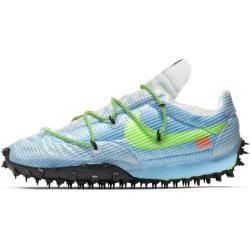 Nike x Off-White™ Waffle Racer Damenschuh - Blau Nike