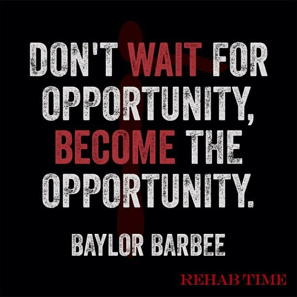 Opportunity Quotes Pinterest: Quotes - Opportunity