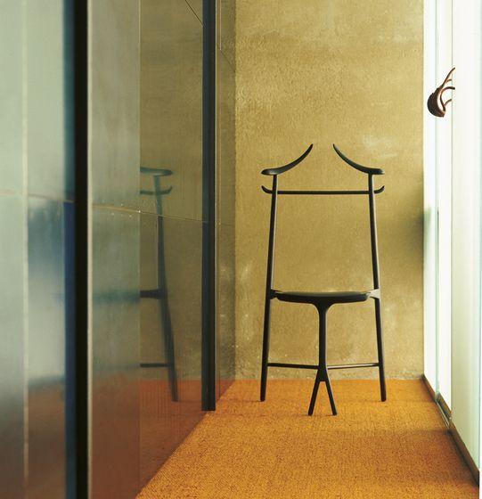 Valets de nuit Lits-Mobilier de chambre à coucher Chambre Check - meuble en fer design