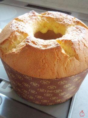 Photo of Fresh Lemon Chiffon Cake