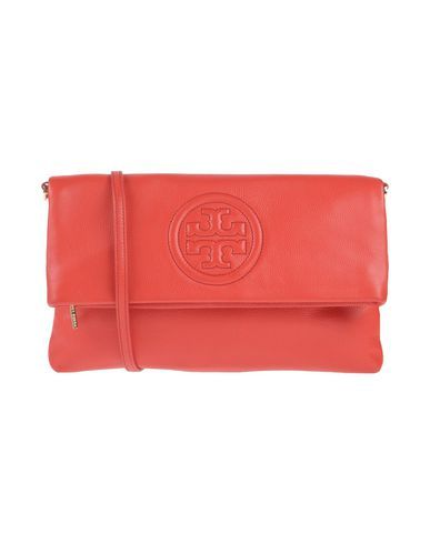 TORY BURCH Handbag. #toryburch #bags #shoulder bags #hand bags #leather #satchel #