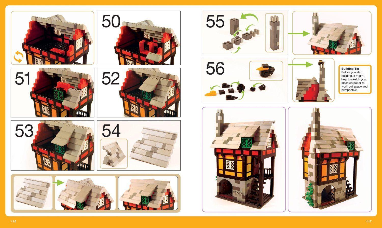 Tudor houses lego adventure book volume 2