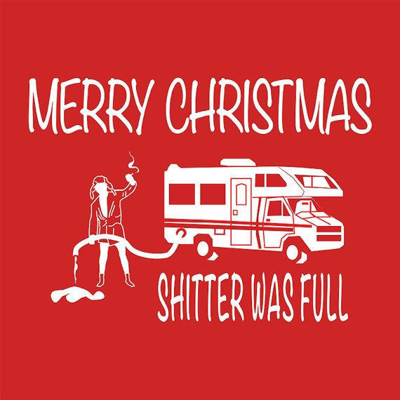 Merry Christmas Shitter was full Christmas films/TV/songs