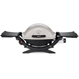 Weber Q 120 Portable Gas Grill Propane Gas Grill Gas Grill Gas And Charcoal Grill
