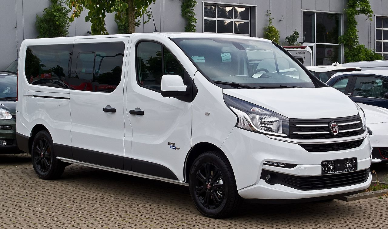 From Wikiwand: Fiat Talento (2016)