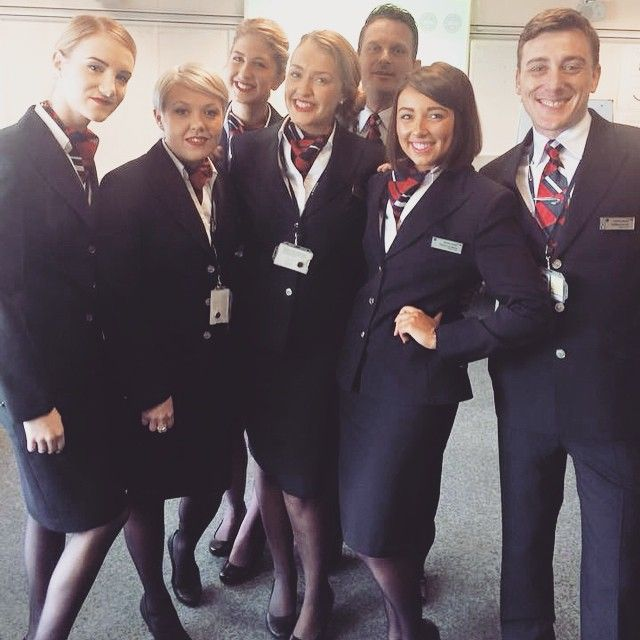 British Airways Flight Attendant Sample Resume British Airways Crewfie Photo Takensarahlou046 On Instagram .