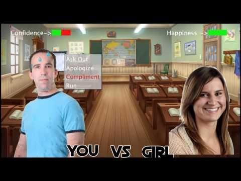 hey guys made a dating simulator