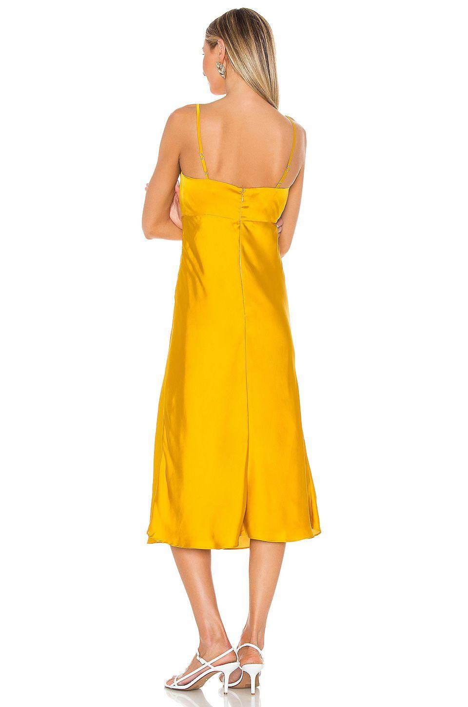 Lovers Friends Winslet Midi Dress In Sunflower Yellow Sponsored Spon Winslet Midi Yellow Friends Midi Dress Dresses Fashion [ 1450 x 960 Pixel ]