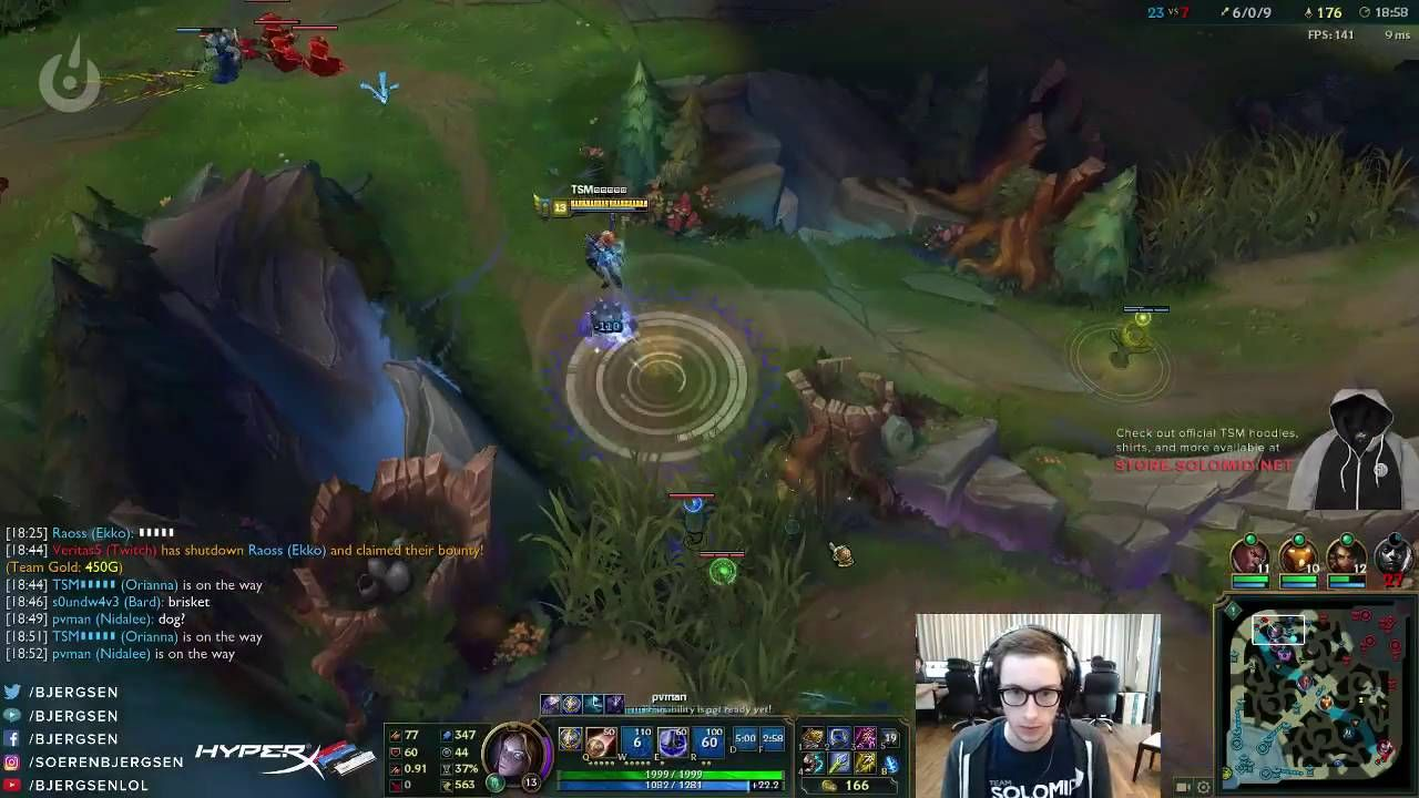 ??? Ft. Bjergsen https://www.youtube.com/watch?v=-RZFerTZDYY&feature=youtu.be #games #LeagueOfLegends #esports #lol #riot #Worlds #gaming