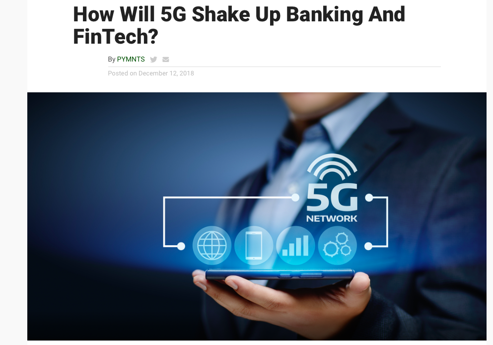 Pin on 5G THE OF THINGS FINANCIAL SERVICES