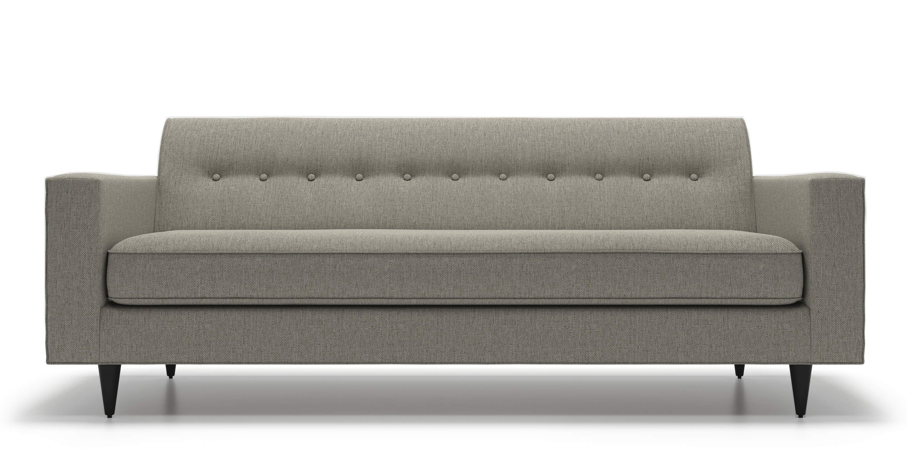 Riva Sofa in Grey Goose Fabric by Kavuus $1845 00