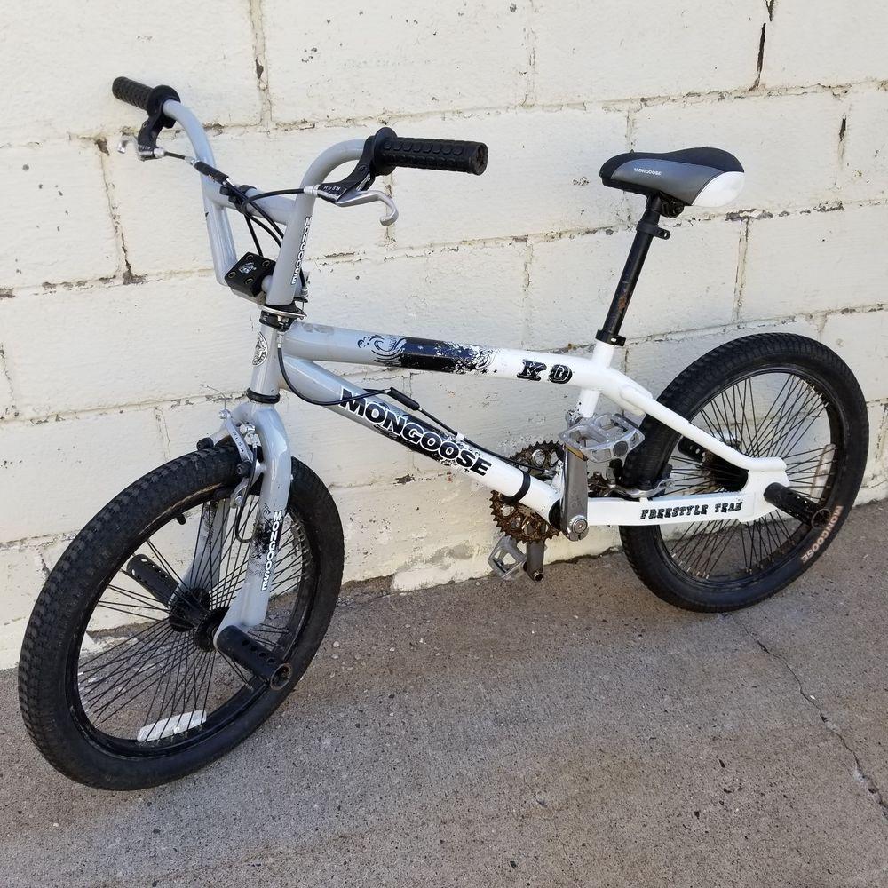 Mid School Vintage Mongoose KO Freestyle Team Bicycle 20