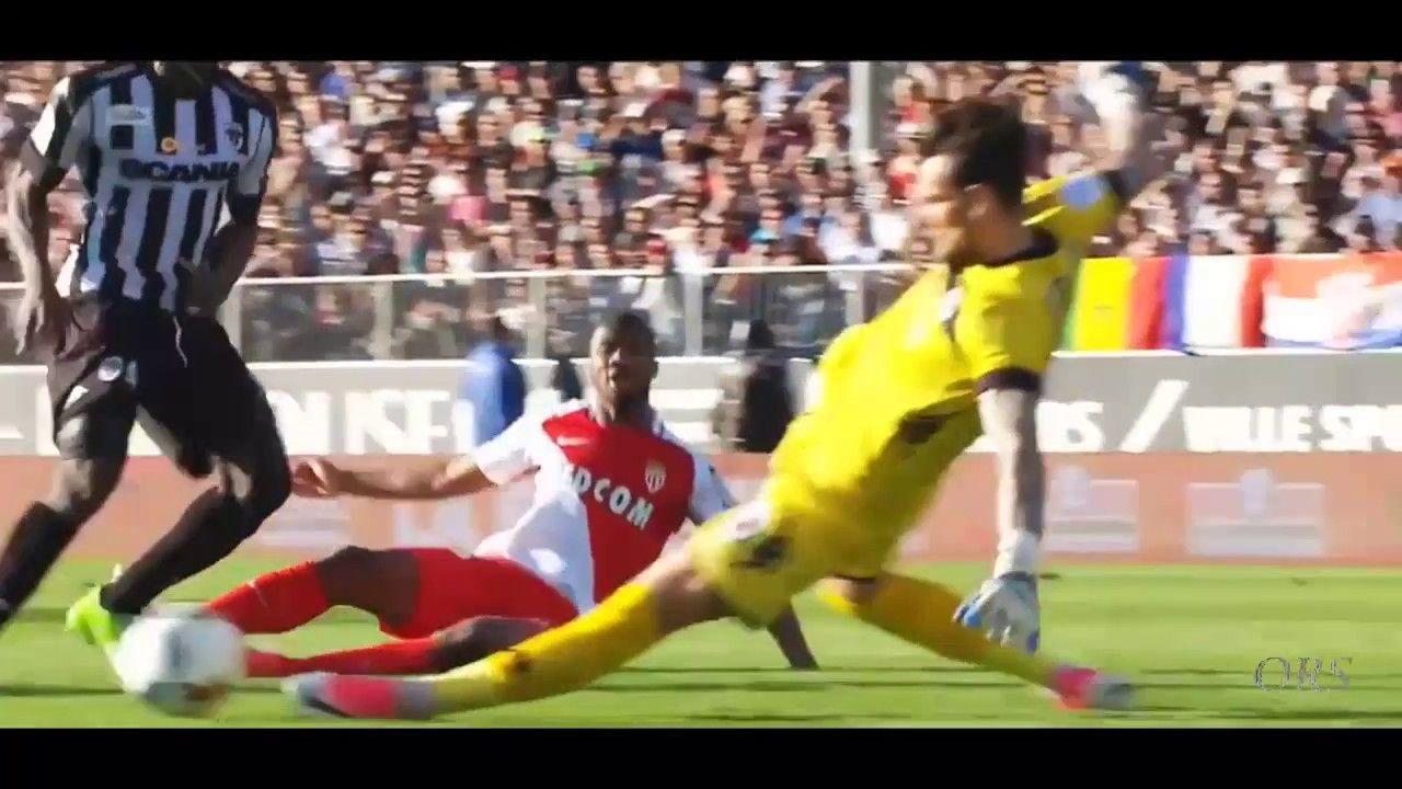 Thomas Lemar - Dribbling Skills & Goals Show_HD