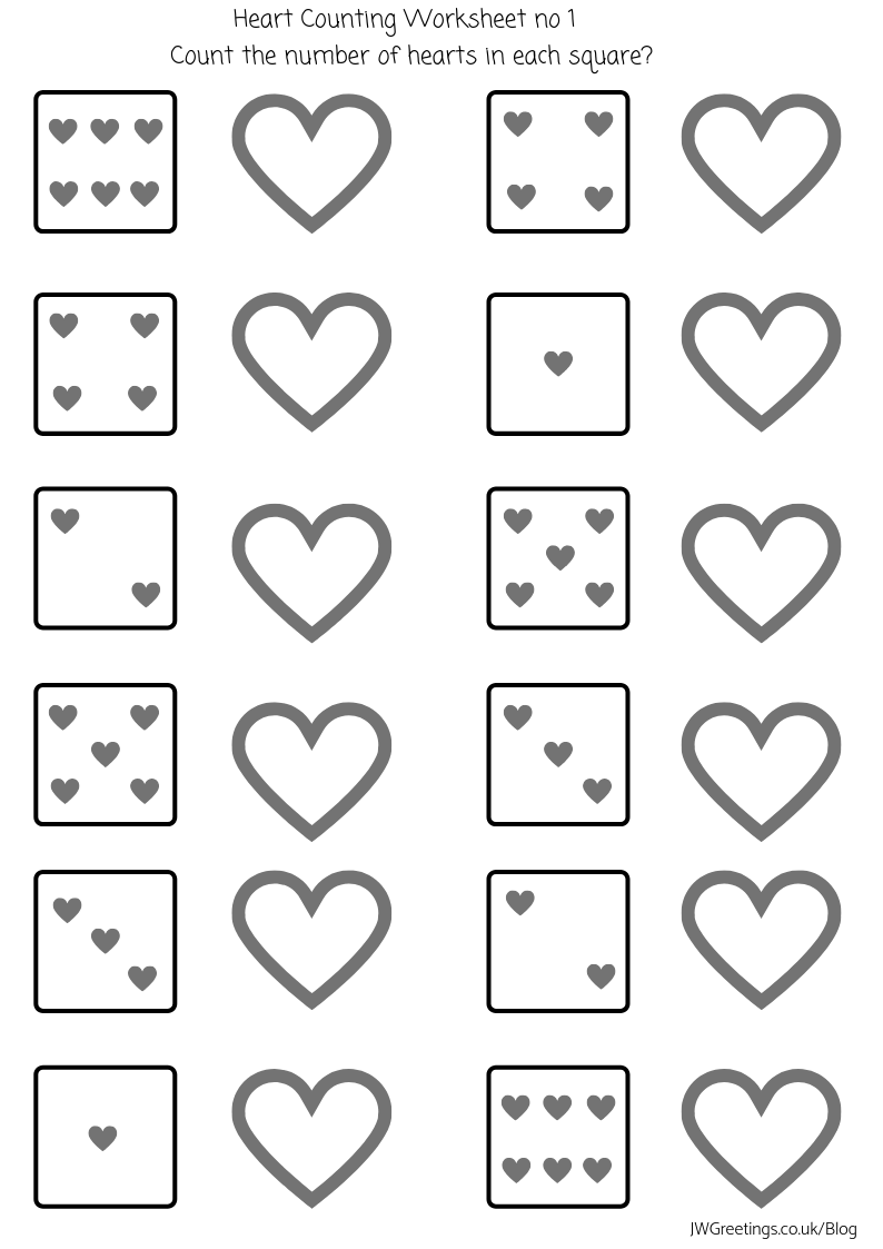 Relaxing While Creating A Valentines Counting Worksheet Preschool Life Behind Black Greeting Cards Valentine Counting Math Valentines Valentine Worksheets [ 1123 x 794 Pixel ]